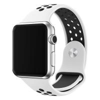 Buy cheap Sport Smartwatch Band Compatible With Apple Watch 38mm - 42mm Length Soft Silicone Material from wholesalers