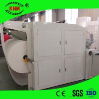 Buy cheap Vertical type toilet roll rewinding machine from China Kingnow Machine for toilet roll paper making from wholesalers