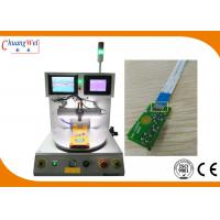 Buy cheap Effective Automatic Soldering Machine , 0.5-0.7 MPA Soldering Tools And Equipment from wholesalers