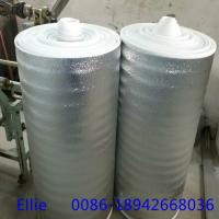Buy cheap 1mm/2mm/3mm/5mm/10mm EPE with transparent film/foil/laminate flooring underlay from wholesalers