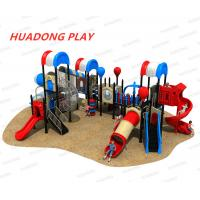 Buy cheap Pepsi House Series Outdoor Playground Equipment Slide HD-HBS013-19098 from wholesalers