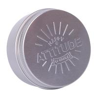 Buy cheap Embossed aluminium jar, aluminium tin for lip balm,cream,wax,butter,groom,samples,tea from wholesalers