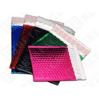 Buy cheap Coloured Self Adhesive Metallic Bubble Mailer 12x17 For Document from wholesalers
