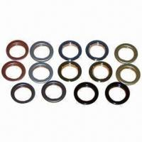 Buy cheap Plastic deco rings for eyeleted curtain tape from wholesalers