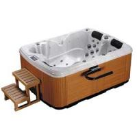 2014 New Design 3 Person Whirlpool Outdoor Massage Spa