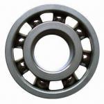Buy cheap Hybrid Ceramic Bearings, Made of ZrO2, Si3N4, SiC and Al2O3 Materials from wholesalers