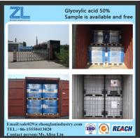 Buy cheap Glyoxylic acidas an alternative reducing agent for electroless copper plating from wholesalers
