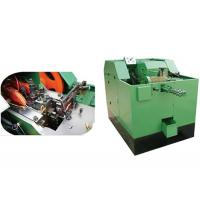 Buy cheap Big Capacity Cold Heading Machine , Screw Making Machine For Building Material Handing from wholesalers