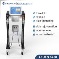 Buy cheap HOT SELLING Mirco-needle machine 80% beauty salon used for wrinkle removal scar acne removal skin rejuvenation from wholesalers