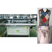 Buy cheap Three System Computeried Flat Knitting Machine with Comb from wholesalers