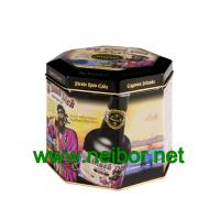 China octagonal shape cake tin box food container on sale