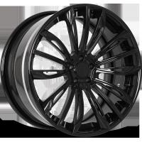 Buy cheap 2- PC Red 22 Inch Concave Forged Rims For Nissan GT - R Aluminum Rims from wholesalers