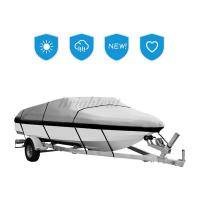 Buy cheap Durable All Weather Boat Cover , 22' - 24' L Up To 116W Outdoor Boat Cover from wholesalers