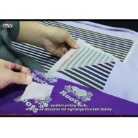 Wholesale Hot Peel Glossy Heat Transfer PET Film From Screen Printing And Offset Printing Sportswear Tagless Heat Transfer Labels from china suppliers