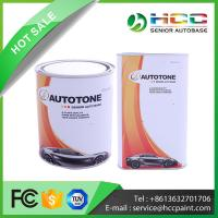 Buy cheap Car body paint- 1K Silver basecoat HCC Autobase from wholesalers