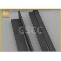 Buy cheap RX10 Grade Tungsten Carbide Flats / Wear Resistance Carbide Insert Blanks from wholesalers