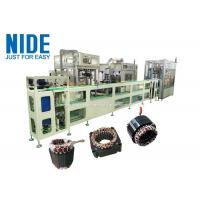 Buy cheap Electric Motor Stator Winding Machine High Efficiency for Fan Motor Stator Production from wholesalers