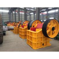 Buy cheap Gold Ore Mining Rock And Stone Jaw Crusher for crushing plant from wholesalers