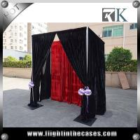 Easy installation curtain stand backdrop pipe and drape for wedding