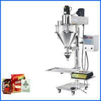 Buy cheap Semi Automatic Powder Bag Filling Machine For Flour / Baby Powder / Coffee from wholesalers