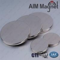 Buy cheap Custom size disc permanent magnet used for hardware D13x2.5mm from wholesalers