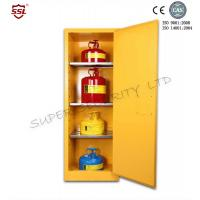 Buy cheap vented chemical storage cabinetsin lab, university,minel,funace company,battery company from wholesalers