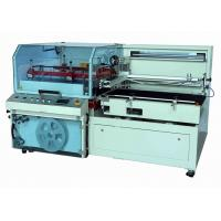 Buy cheap Automatic L Bar Sealer Shrink Wrap Sealer Machine , Heat Shrink Wrap Packaging Machine from wholesalers