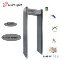 Wholesale Guard Spirit Security Walk Through Gate 3.7 Inch Display 12 Detecting Zone from china suppliers
