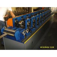Buy cheap 7.5kw 30m/Min Light Gauge Steel Framing Machines For Colored Steel from wholesalers