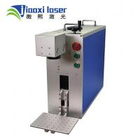 Buy cheap China factory price portable laser marking machine for PCB Metal 20W from wholesalers