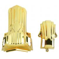 Wholesale Good Decoration Funeral Accessories 11# G Steel Pipe Electronic Shining Gold from china suppliers