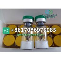 Buy cheap CAS 221231-10-3 Muscle Growth Peptides HGH Fragment 176-191 For Fat Burning / Bodybuilding from wholesalers