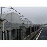 Buy cheap Agricultural Hydroponic Venlo Glass Greenhouse High Efficiency Energy Saving from wholesalers
