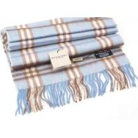 Buy cheap Burberryes classic lattice pattern women winter cashmere scarf from wholesalers
