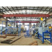 Buy cheap High Efficiency Plastic Washing Recycling Machine ISO9001 Certification from wholesalers
