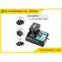 Buy cheap DC18RC Power Tool Batteries Charger Fast Charging For Li-Ion 7.2V -18V Li Ion Cell from wholesalers