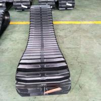 Buy cheap Agriculture Claas Combine Harvesters Rubber Track Rubber Crawler (BS450*90*60) from wholesalers
