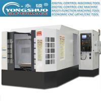 Buy cheap 630*630mm Double Rotary Table Horizontal CNC Machining Center Exchange Horizontal CNC from wholesalers