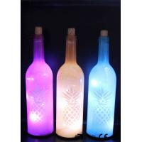 Decorative Wine Bottle Led Lights For Home / Party / Events WB-030 Manufactures