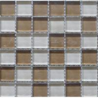 Buy cheap Color Mixed Glass Tile,Crystal Crystal Mosaic Tile from wholesalers