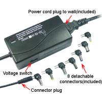 Buy cheap 70W universal power adapter in home use from wholesalers