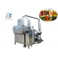 Buy cheap Low Noise Vacuum Frying Machine Total Power 30kw Oil Filter Integrated Design from wholesalers
