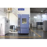 Buy cheap 3 Phase Thermal Shock Test Chamber , Temperature Testing Equipment For Plastic from wholesalers