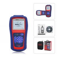 Buy cheap AutoLink AL419 OBD II Code Reader , Autel Diagnostic Scanner With DTC Definitions from wholesalers
