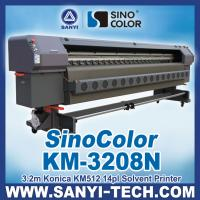 Buy cheap 1440dpi Konica Wide Format Printer Sinocolor KM3208N, For Outdoor Printing from wholesalers
