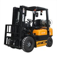 Buy cheap Optional Color Gasoline LPG Forklift 2.5 Ton Automatic Transmission from wholesalers