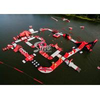 Buy cheap Custom Deisgn Giant Floating Island Inflatable Water Park for Inflatable Aqua from wholesalers