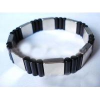 Buy cheap NdFeb magnet bracelets with high gauss from wholesalers