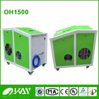 Buy cheap Energy save HHO hydrogen generate machine, oxyhydrogen gas produce equipment from wholesalers