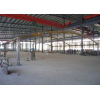 Buy cheap Smart Auto Steel Building Structures , Matured Residential Covered Parking Structures from wholesalers